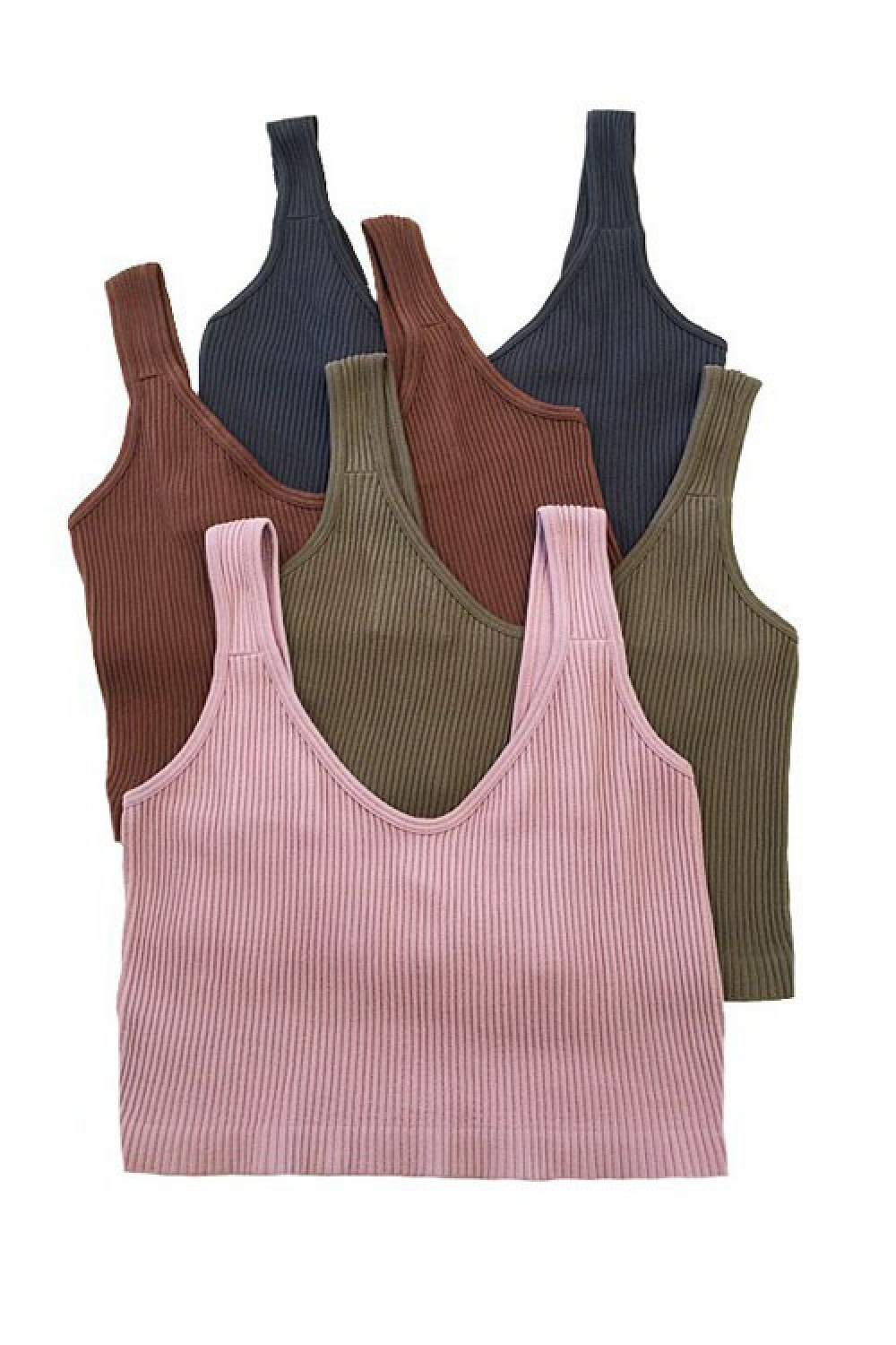WY2021<br/>Cropped Tank Top